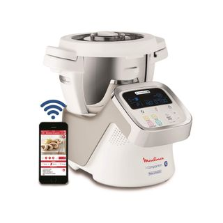 Moulinex hf9001 i-companion Multifunktions-Küchenmaschine Maschine