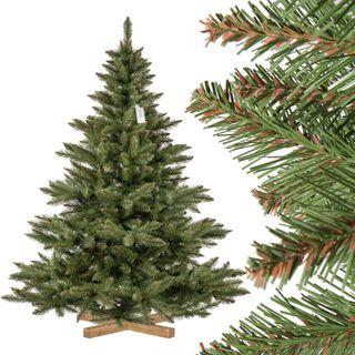Künstlich Weihnachtsbaum.Fairytrees Künstlicher Weihnachtsbaum Nordmanntanne