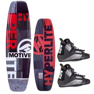 Hyperlite Motive 134 Package Wakeboard