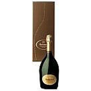 Ruinart Champagne mit Geschenkverpackung