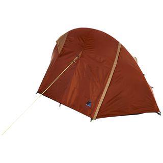 10T Zelt Little Bighorn 2 Mann Kuppelzelt Trekkingzelt Einbogenzelt