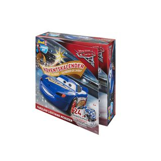 Revell Adventskalender Fabulous Lightning McQueen Junior Kit