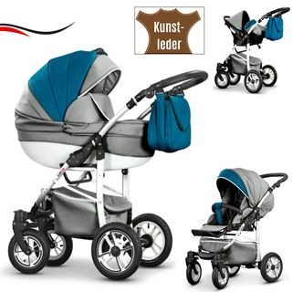 kombi kinderwagen 3 in 1 test und vergleich die top 29. Black Bedroom Furniture Sets. Home Design Ideas