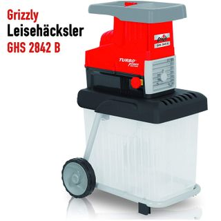 Grizzly Leisehäcksler GHS 2842 B