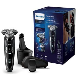 Philips S9531/26 Elektrischer Nass-und Trockenrasierer Series 9000
