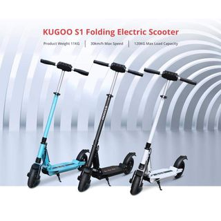 GoZheec Kugoo S1 E Scooter 350W 30km Laufleistung E-Roller