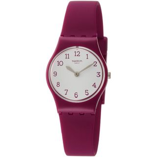 Swatch Damen Analog Quarz Uhr LR130