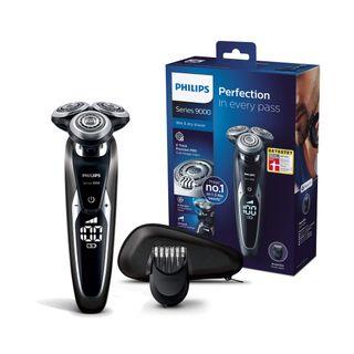 Philips S9721/41 Elektrischer Nass-und Trockenrasierer Series 9000