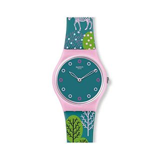 Swatch Damenuhr Hwange GP152