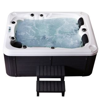 Home Deluxe Outdoor Whirlpool Beach