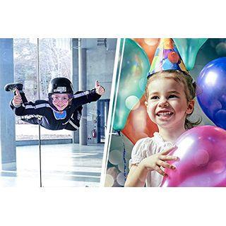 Jochen Schweizer Geschenkgutschein: Bodyflying Kindergeburtstag