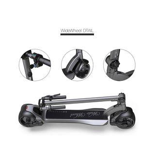 Mercane WideWheel dual eScooter