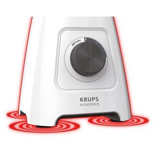 Krups KB4201Blendforce Standmixer 1.25 liters