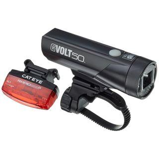 Cateye GVolt 50 Rapid Micro Beleuchtungsset
