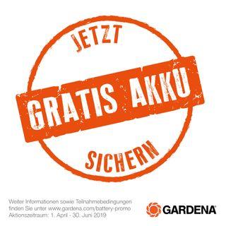 Gardena Powermax Li-40/32