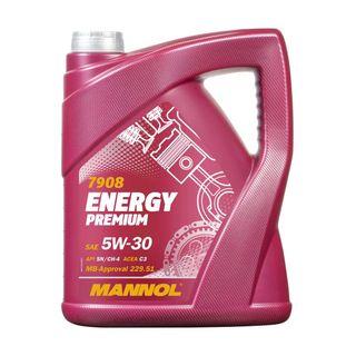 MANNOL Energy Premium 5W-30 API SN