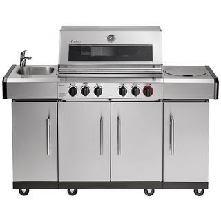 Enders KANSAS PRO 4 SIK Profi Turbo BBQ Gasgrill