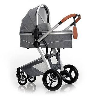 Leichter Kombikinderwagen BabyPlus Air Motion 2in1 Pure