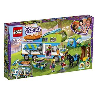 LEGO Friends 41339 Mias Wohnmobil Cooles Kinderspielzeug