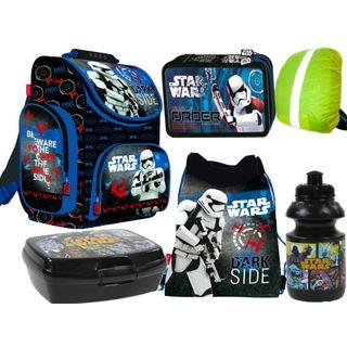 Star Wars 6-Teile Schulranzenset Schulranzen