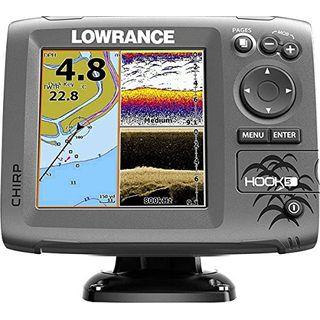 Lowrance Fischfinder kartenplotter Hook 5 Mid