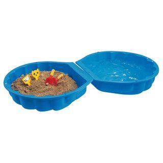 BIG 7711001 Sand Wassermuschel blau
