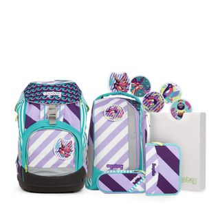 ergobag Pack Set Stripes Schulranzen-Set