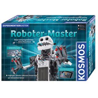 Kosmos 620400 Roboter-Master Experimentierkasten