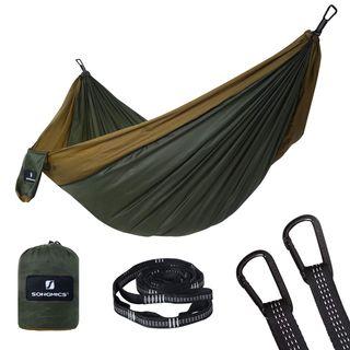 SONGMICS Hängematte Outdoor Camping