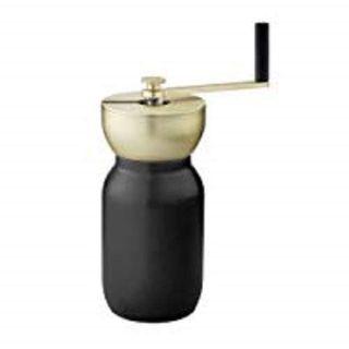 Stelton Kaffeemühle Stahl Schwarz