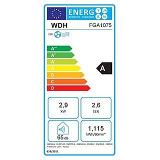 WDH Aktobis Klimagerät WDH-FGA1075