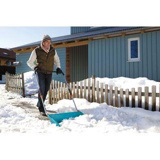 Gardena Schneewanne: Breiter Schneeschieber