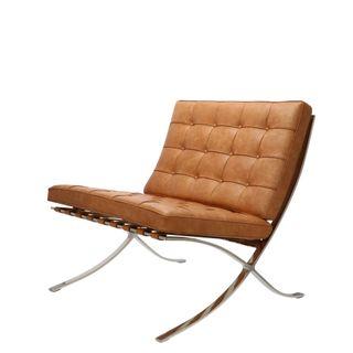 Popfurniture Barcelona Chair Premium