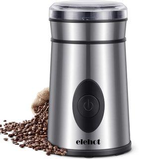ELEHOT Kaffeemühle Elektrische Kaffeemühle