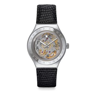 Swatch Damen Analog Quarz Uhr YAS100D
