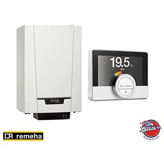 RE Gas-Brennwert-Wandheizkessel Tzerra 28 C