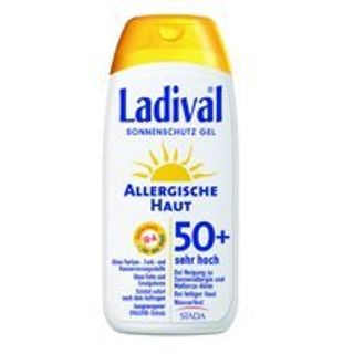 Ladival allergische Haut Gel Lsf 50+ 200 ml