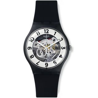 Swatch Herren Digital Quarz Uhr SUOB134