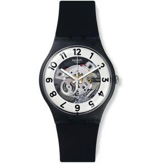 Swatch Herren Digital Quarz Uhr SUOB134