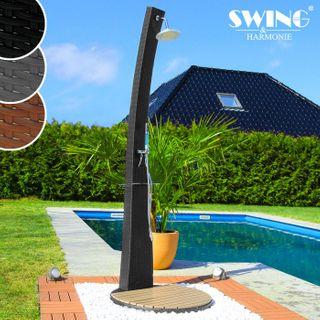 Swing & Harmonie Polyrattan Dusche