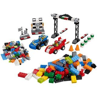 LEGO Juniors 10673 Große Steinebox Ralley
