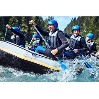 Jochen Schweizer Geschenkgutschein: Rafting Tour