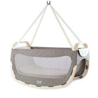 LooL Design Babywiege 0-6 Monate Wiege bis 15 kg
