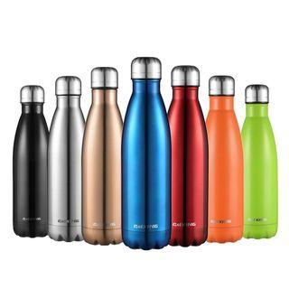 cmxing Doppelwandige Thermosflasche 500 mL